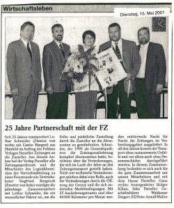 Schneider & Partner 2001